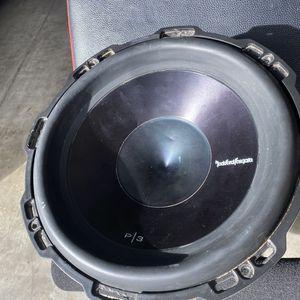 Rockford Fosgate P3 12 D2 for Sale in San Leandro, CA