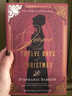 Being a Jane Austen Mystery Series: Jane and the Twelve Days of Christmas for Sale in Chicago, IL