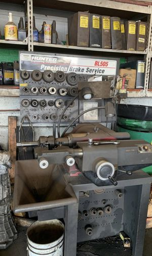 Brake service for heavy rotors/drums/rotors for Sale in Long Beach, CA
