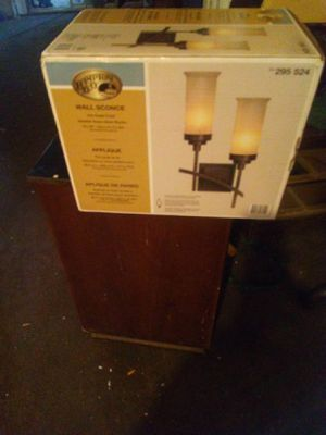 A Sconce wall light brand new for Sale in Washington, DC