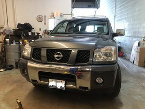 2004 Nissan Pathfinder Armada Se 4X4 3row for Sale in Huntley, IL