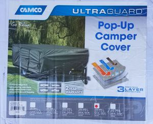 Camco Ultraguard Pop-Up camper cover for Sale in Tacoma, WA