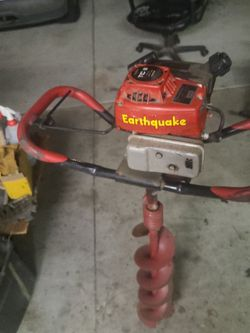 Tecumseh Gas Auger for Sale in Whittier,  CA