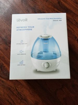 AMAZON Levoit Humidifier *NEW* $25 for Sale in Providence, RI