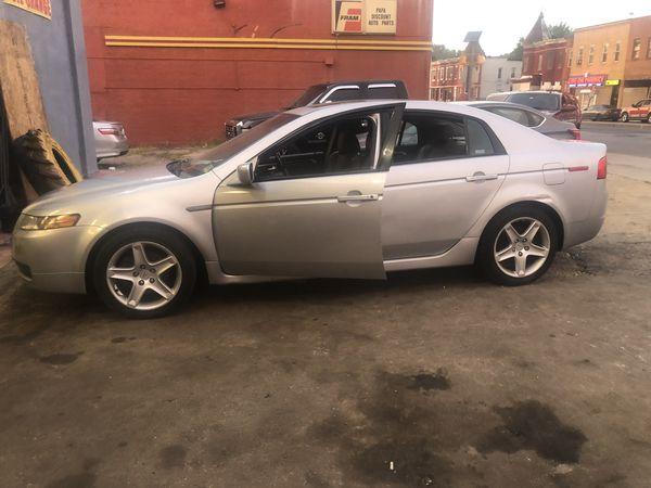 Acura tl 05