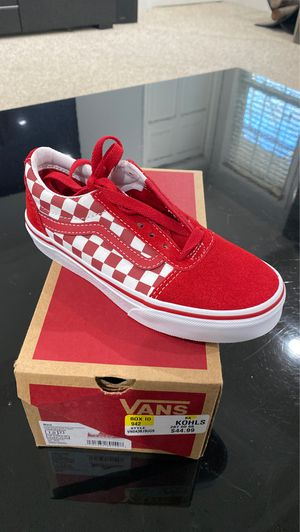 Vans Shoes - Ward (Brand New) for Sale in Midlothian, VA