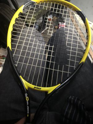 Never used Prince tennis racket for Sale in Mason City, IA