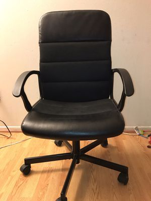 Office chair faux leather for Sale in ROWLAND HGHTS, CA