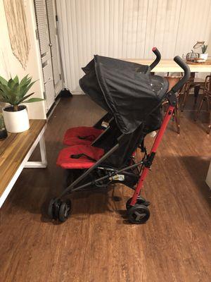 Umbrella double stroller for Sale in Dallas, TX