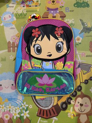Kai Lan full size kids backpack *NEW w/tags* for Sale in Diamond Bar, CA
