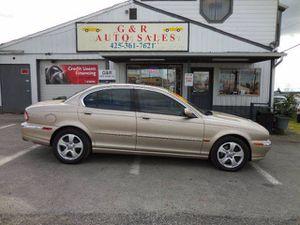 2002 Jaguar X-TYPE for Sale in Lynnwood, WA