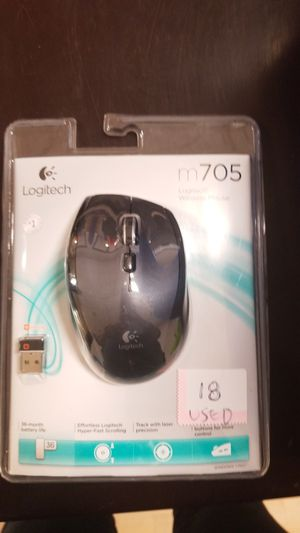 Logitech m705 for Sale in Arlington Heights, IL