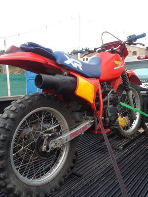 Honda xr.250 for Sale in San Antonio, TX