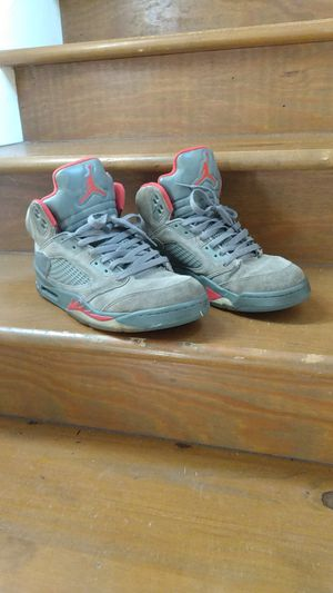 Jordan 5 Camo for Sale in Wendell, NC