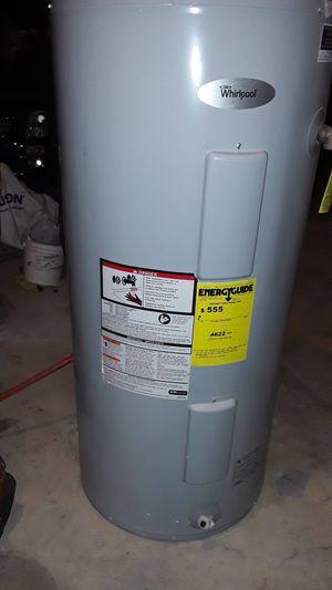 Whirlpool 50 electric water heater for Sale in Accokeek, MD