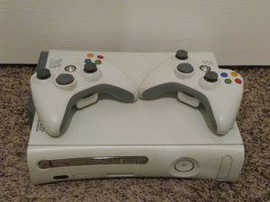 Xbox 360 White Console 60GB for Sale in Modesto, CA