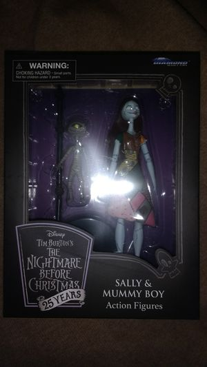 Nightmare before Christmas figure for Sale in Phoenix, AZ