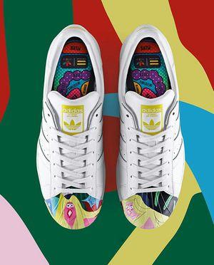 Pharrell Williams x Adidas superstars for Sale in Fresno, CA