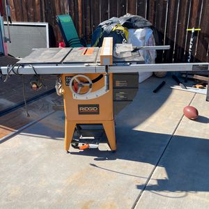 Table Saw for Sale in Santee, CA