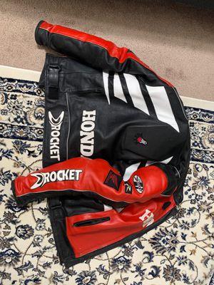 Moto gp Honda motorcycle jacket for Sale in Los Angeles, CA