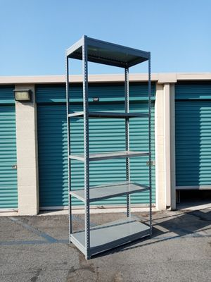 Metal shelving for Sale in Rancho Cucamonga, CA