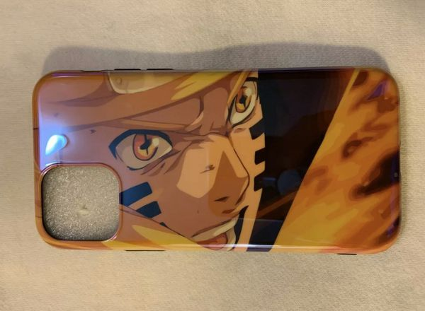 Naruto iPhone cases for 7/8, 7plus/8plus, X, XR, iphone11, 11pro, 11 pro max
