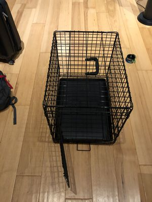 Small dog crate for Sale in San Diego, CA