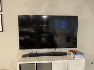 "Samsung TV Premium UHD 65"" 4K for Sale in Tomball, TX"