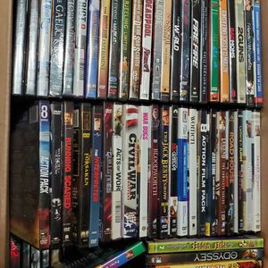 Box Of Dvds....lots Of Awesome Movies 153 Movies In All for Sale in Portland, OR