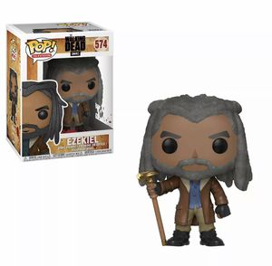 Funko Pop Television: the Walking Dead-Ezekiel Collectible Toy for Sale in Staten Island, NY