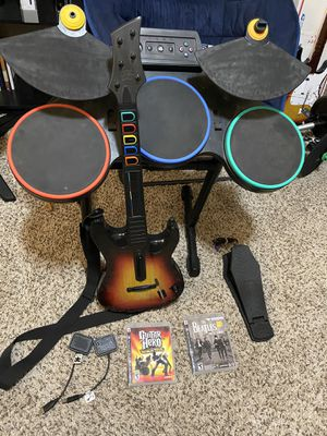 PS3 Guitar Hero World Tour Set for Sale for sale  Temple, TX