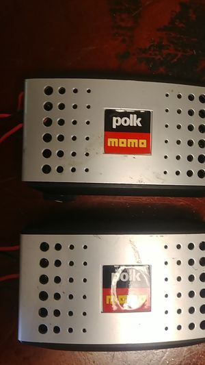 Polk audio speaker regulaters for Sale in Cleveland, OH