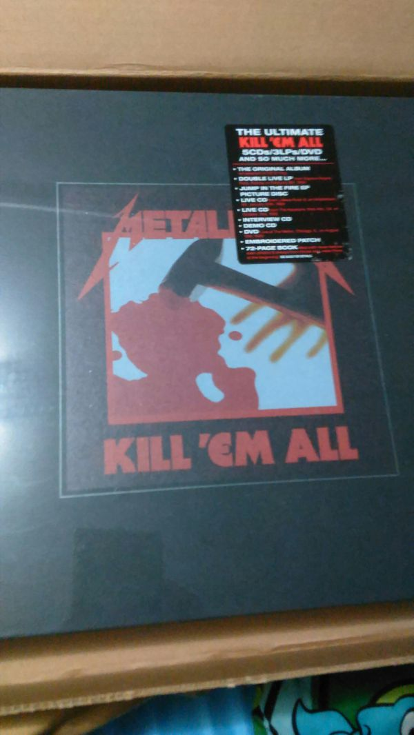 Metallica. Ultimate deluxe edition