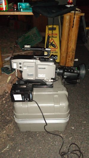 Panasonic wv- f565h digital movie camera!!!! for Sale in Phoenix, AZ