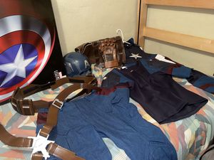 Captain America Avengers Endgame Full Movie Cosplay Pending At The Moment for Sale in Tampa, FL