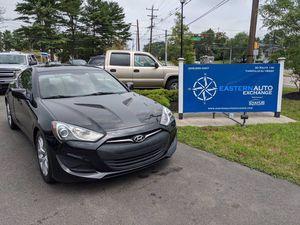 2013 Hyundai Genesis Coupe for Sale in Yardville, NJ