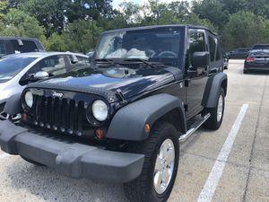 2009 Jeep Wrangler for Sale in Murfreesboro, TN