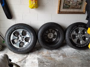 Tire and wheels for Sale in BVL, FL