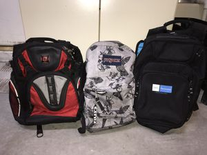 BACKPACKS (3), LUGGAGE (2), Call Prices, Pics for Sale in Las Vegas, NV