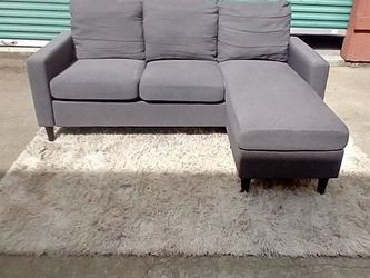 Wayfair Microfiber Left Or Right Facing Sectional for Sale in San Leandro,  CA