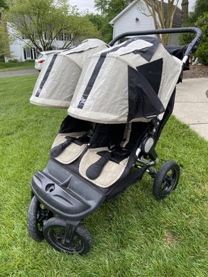 Baby Jogger City Elite Double Stroller for Sale in Sykesville, MD