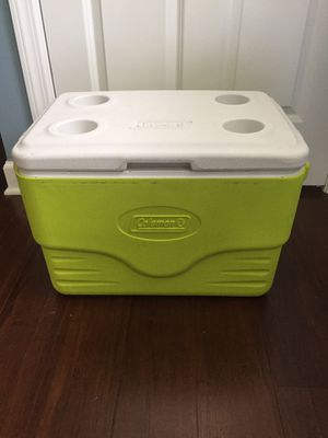 Coleman Cooler for Sale in Lakewood, OH