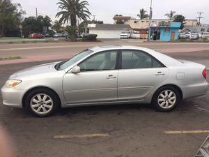 2003 Toyota Camry XLE for Sale in San Diego, CA