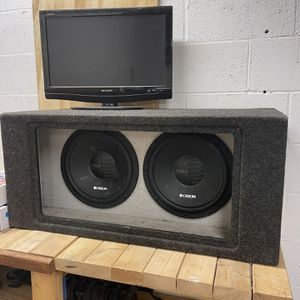 "12"" Subwoofer for Sale in Chesapeake, VA"