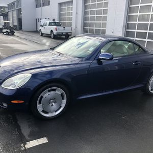 2002 Lexus SC 430 Convertible Low Miles for Sale in Tacoma, WA