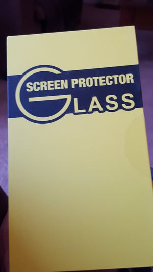 Glass screen protectors for Sale in Vidalia, GA