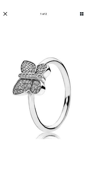 Authentic pandora ring for Sale in Hoffman Estates, IL