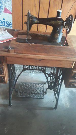 Singer sewing model 24 serial #N142784 for Sale in Cypress, CA