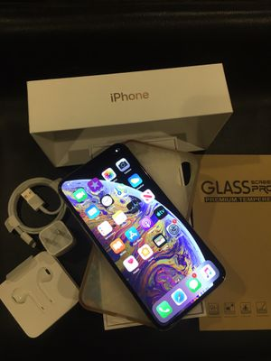 iPhone X unlocked for any carrier company for Sale in Rosemead, CA