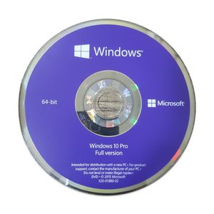 Microsoft Windows 10 Professional OEM 32/64 BIT License Key Activation Software for Sale in Long Beach, CA